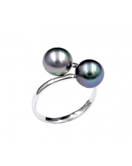 Tahitian Pearl gold ring