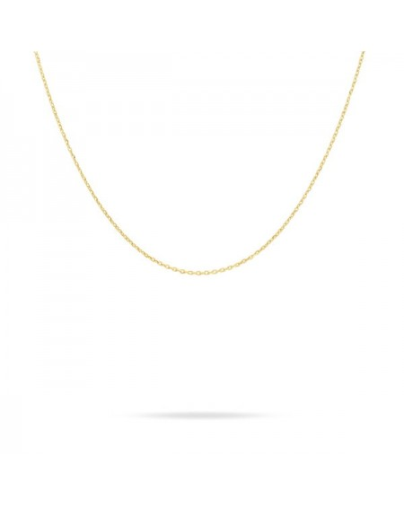 Convict Mesh 18 carats gold Chain 1,1 mm