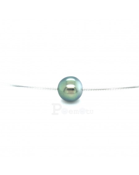 Tahitian Pearl CABLE NECKLACE
