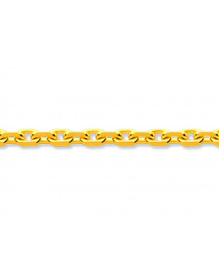 Convict Mesh 18 carats gold Chain