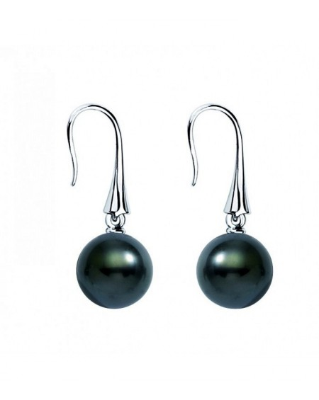 TAHITIAN CULTURED PEARLS EARRINGS