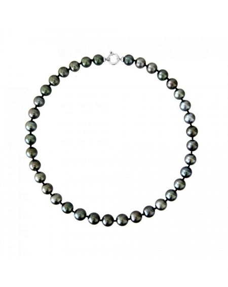 ROUNDS TAHITIAN PEARLS NECKLACE