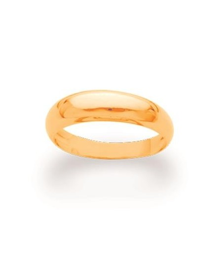 Pink Gold Bangle Ring
