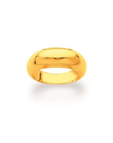 Yellow Gold Bangle Ring