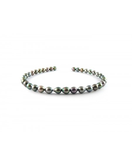 DROP TAHITIAN PEARLS NECKLACE
