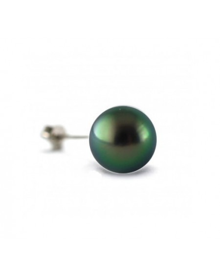 SINGLE TAHITIAN PEARL EARRING