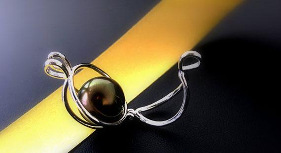 bracelets perles de tahiti